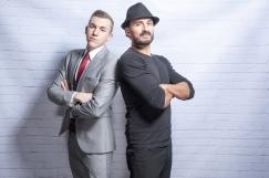 Camero Miguel (Beatbox Entertainer) & Fischer Raphael
